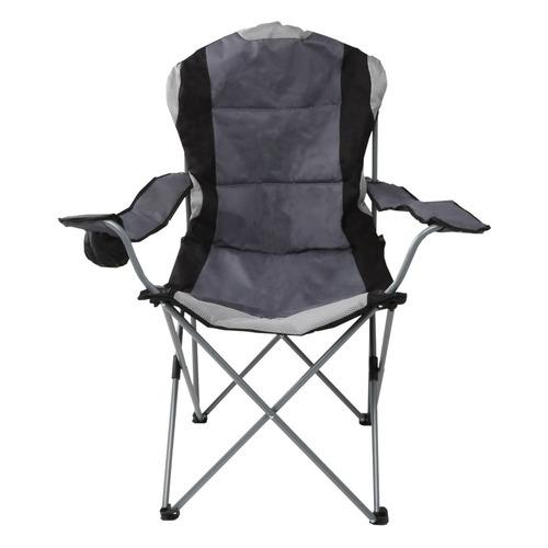 Кресло походн. Green Glade M2325 складн. серый/черный 3,18кг