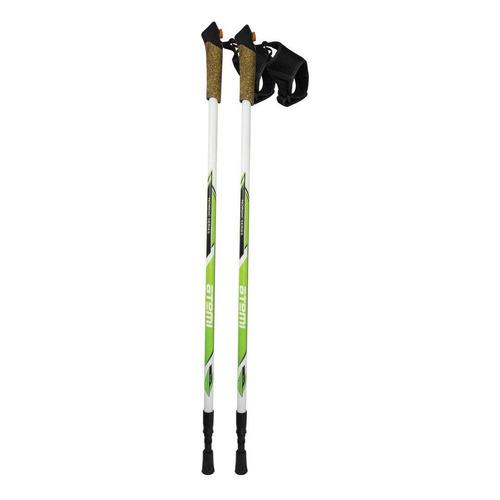 палки для ходьбы outventure glcgeob15v дл 140см зеленый компл 2шт s21eouoe012 72 Палки для ходьбы Atemi ATP-04 дл.:135см компл.:2шт (00-00000670)