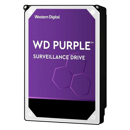 "Жесткий диск WD Purple WD84PURZ, 8ТБ, HDD, SATA III, 3.5"""