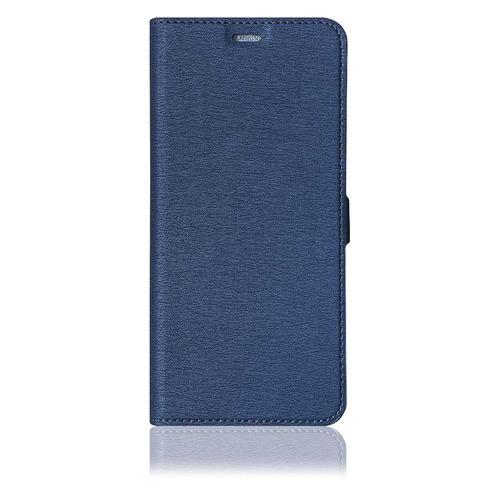 Фото - Чехол (флип-кейс) DF sFlip-85, для Samsung Galaxy A02, синий [df sflip-85 (blue)] чехол флип кейс df sflip 58 для samsung galaxy a01 черный [df sflip 58 black ]