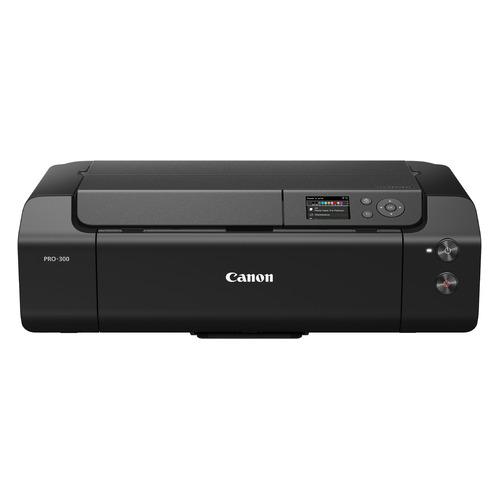 Фото - Принтер струйный CANON imagePROGRAF PRO-300, черный [4278c009] мфу струйный canon pixma ts9540 a3 цветной струйный черный [2988c007]
