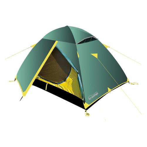 Палатка Tramp Scout 2 (V2) турист. 2мест. зеленый