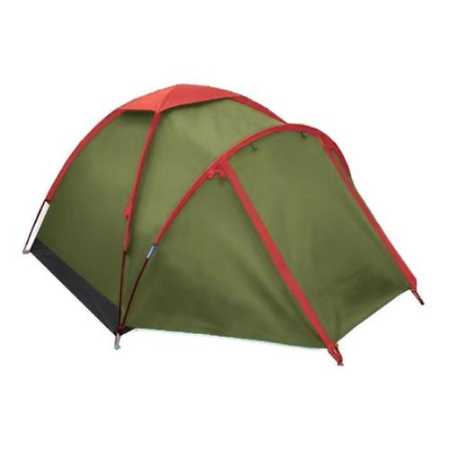 Палатка Tramp Lite Fly 2 турист. 2мест. зеленый