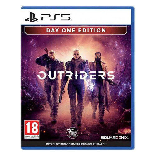 Игра PLAYSTATION Outriders. Day One Edition, русская версия, для PlayStation 5 недорого