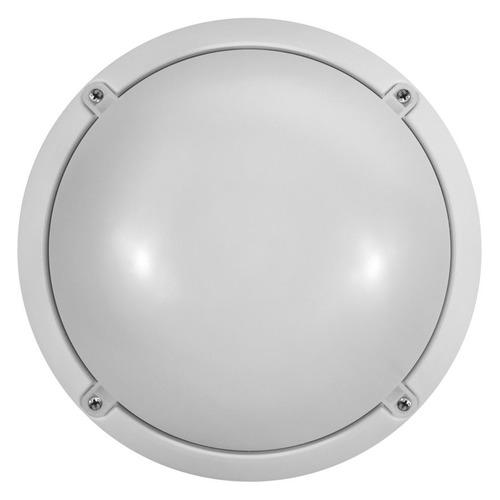 Светильник Онлайт OBL-R1-12-4K-WH-IP65-LED 12Вт 4000K белый опал (19664)