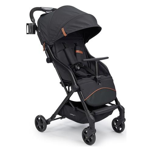 Фото - Прогулочная коляска HAPPY BABY UMMA PRO, Black прогулочная коляска happy baby umma pro coral