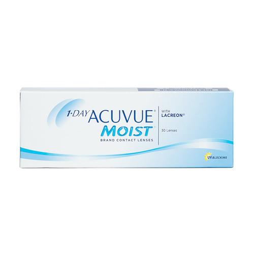 Контактные линзы Acuvue Moist 8.5мм -9 уп.:30шт