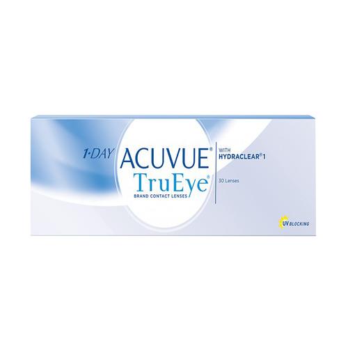 Контактные линзы Acuvue TruEye 8.5мм -1,25 уп.:30шт