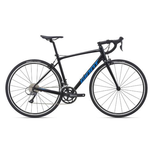 Фото - Велосипед Giant Contend 2 шоссейный рам.:22 кол.:28 черный 9.8кг (2100032115) велосипед giant escape 3 disc 2021 металик черный m
