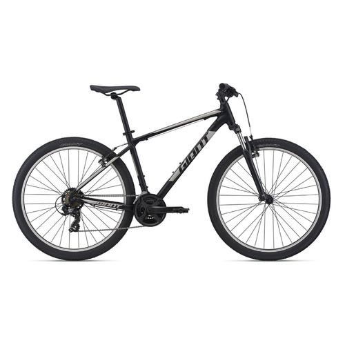 Фото - Велосипед Giant ATX 27.5 горный рам.:19 кол.:27.5 черный 14.8кг (2101202117) велосипед giant escape 3 disc 2021 металик черный m