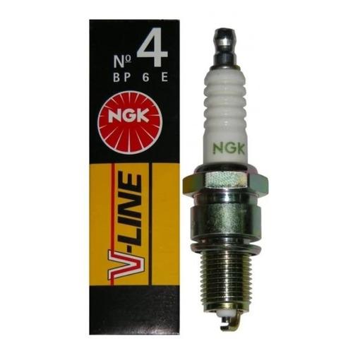 Свеча зажигания NGK Spark plug BP6E для лег.авт. (5637)