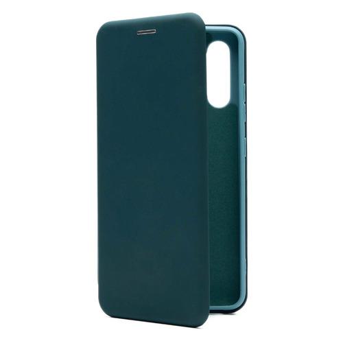 Фото - Чехол (флип-кейс) BORASCO Shell Case, для Samsung Galaxy A32, зеленый [39882] чехол флип кейс borasco shell case для samsung galaxy m21 зеленый [39139]