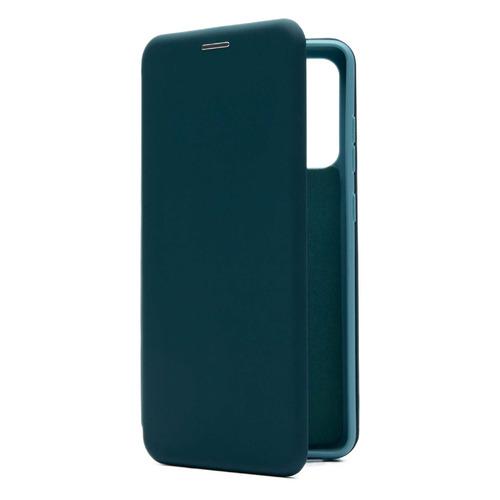 Фото - Чехол (флип-кейс) BORASCO Shell Case, для Samsung Galaxy A72, зеленый [39863] чехол флип кейс borasco shell case для samsung galaxy m21 зеленый [39139]