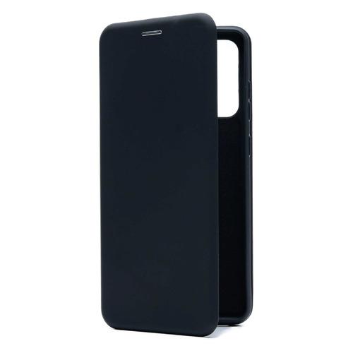 Фото - Чехол (флип-кейс) BORASCO Shell Case, для Samsung Galaxy A72, черный [39864] чехол флип кейс borasco shell case для samsung galaxy m21 зеленый [39139]