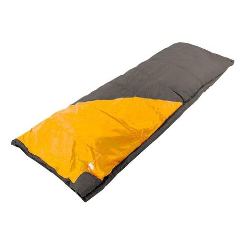 Мешок спальный Tramp Airy Light прав. одеяло дл.:190см желтый/серый