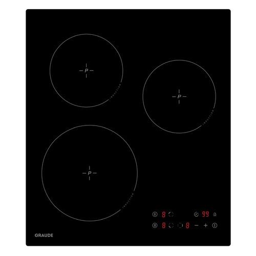 Индукционная варочная панель GRAUDE IK 45.0 S, индукционная, независимая, черный