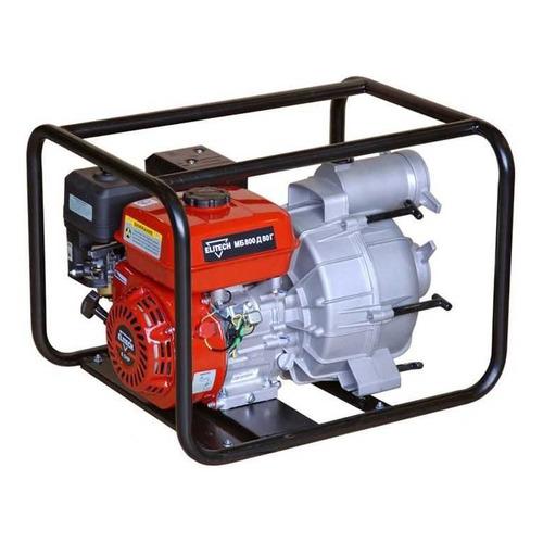 Мотопомпа Elitech МБ 800 Д 80 Г 800л/мин для загр.вод. (156827)