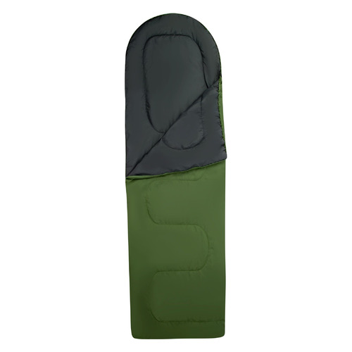 Мешок спальный Outventure Comfort +20 прав. дл.:180см зеленый (S18EOUOS021-63)