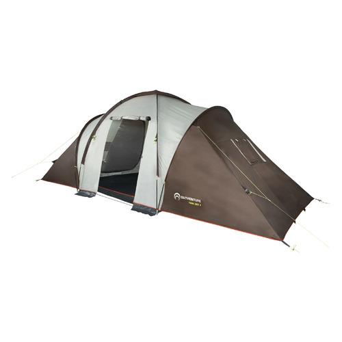 Палатка Outventure Twin Sky 4 кемпинг. 4мест. бежевый (S19EOUOT006-T1)