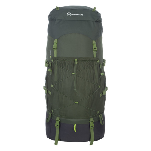 Рюкзак турист. Outventure Creek 65 65л. темно-зеленый (S19EOUOB013-74)