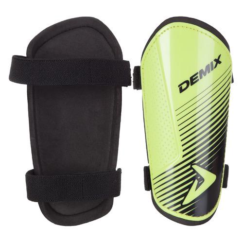 Щитки Demix DS50G2S для футб. р-р:S детск. (футб.) салатовый (DS50-G2)