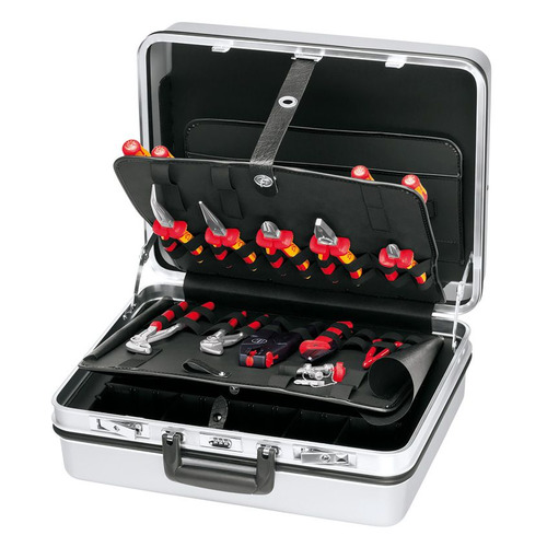 Набор инструментов KNIPEX KN-002130, 23 предмета
