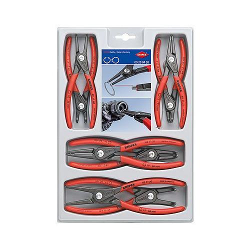 Набор инструментов KNIPEX KN-002004SB, 8 предметов