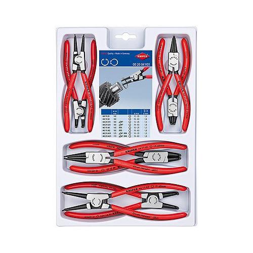 Набор инструментов KNIPEX KN-002004V01, 8 предметов