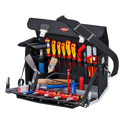 Набор инструментов KNIPEX KN-002102EL, 23 предмета