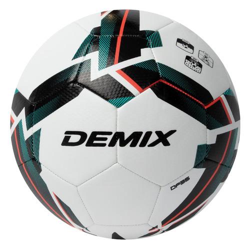 Мяч футб. Demix Ball р.5 2021 для газона черный/белый (S17EDEAT021-BW)