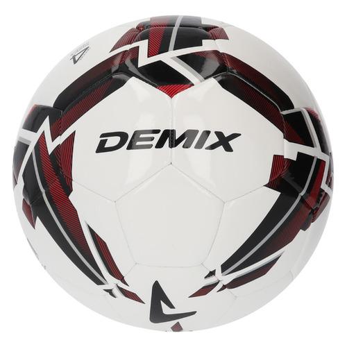 Мяч футб. Demix BTPF41RGOR р.4 2021 для зала белый (S21EDEAT003-W1)