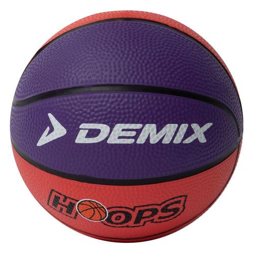 Фото - Мяч баск. Demix BR-MINI-MH синий/красный demix лонгслив женский demix размер 42 44
