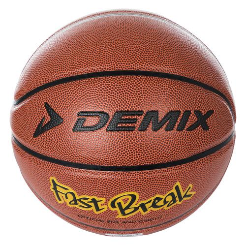 Фото - Мяч баск. Demix 7EDEA204C7 р.7 универс. 650гр коричневый (S17EDEAT020-4C) demix лонгслив женский demix размер 42 44