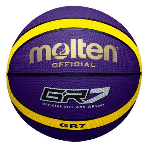 Мяч баск. Molten BGR7-VY р.7 универс. мультиколор (BGR7-VY-.)