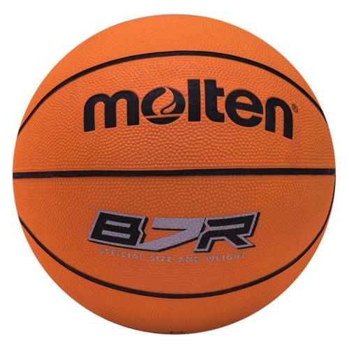 Мяч баск. Molten B7R р.7 оранжевый (B7R-1)