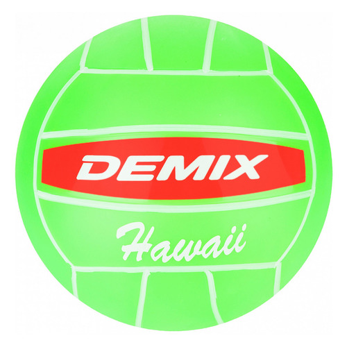 Мяч волей. Demix VPB5-G65 р.5 2020/2021 для пляжа зеленый (VPB5-G6)