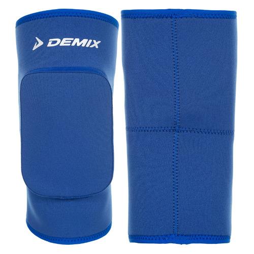 Фото - Защита колена Demix DEAU04Z2S- S неопрен, этиленвинилацетат синий (A19EDEAU004-Z2) demix лонгслив женский demix размер 42 44