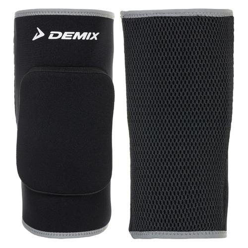 Фото - Защита колена Demix DEAU0599S- S неопрен, этиленвинилацетат, полиэстер черный (A19EDEAU005-99) demix лонгслив женский demix размер 42 44