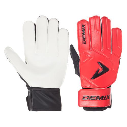 Перчатки вратарские Demix DEAU01H28- муж. 8 красный (A19EDEAU001-H2)