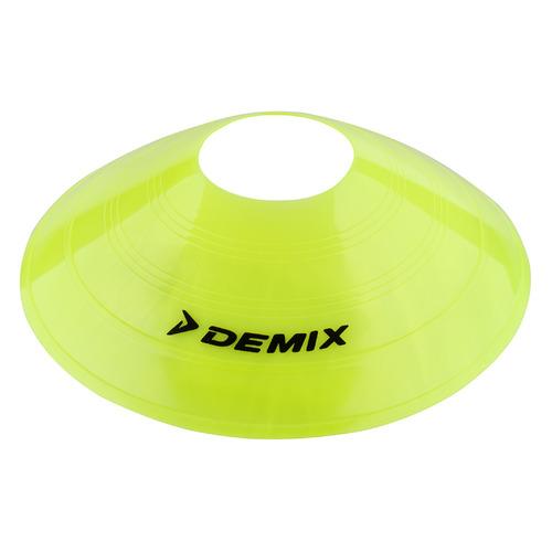 Фишки Demix O1-10pc (футб.) желтый (DPDM10-O1)