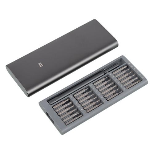 Фото - Набор инструментов XIAOMI Mi Precision Screwdriver Kit, 25 предметов, для точных работ [bhr4680gl] wowstick 1f precision screwdriver kit for repairing work
