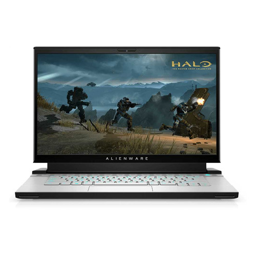 "Ноутбук ALIENWARE m15 R4, 15.6"", IPS, Intel Core i7 10870H 2.2ГГц, 32ГБ, 1ТБ SSD, NVIDIA GeForce RTX 3080 для ноутбуков - 8192 Мб, Windows 10, M15-2978, серебристый"
