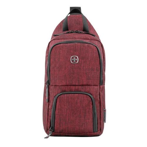 Фото - Рюкзак Wenger 605030 19x33x12см 8л. 0.3кг. полиэстер бордовый рюкзак 605030 бордовый