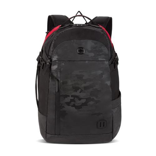 сумка планшет wenger swissgear sa18262166 22x9x29см 0 36кг полиэстер черный Рюкзак Wenger SWISSGEAR 5625201409 (5625201409) 47x29x18см 24л. 1кг. полиэстер черный