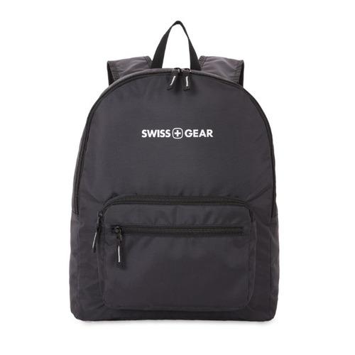 сумка планшет wenger swissgear sa18262166 22x9x29см 0 36кг полиэстер черный Рюкзак Wenger SWISSGEAR 5675202422 (5675202422) 40x33.5x15.5см 2л. 0.24кг. полиэстер черный