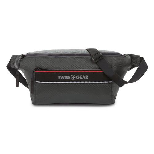 сумка планшет wenger swissgear sa18262166 22x9x29см 0 36кг полиэстер черный Сумка поясная Wenger 3991414521 38x15x5см 0.16кг. полиэстер серый