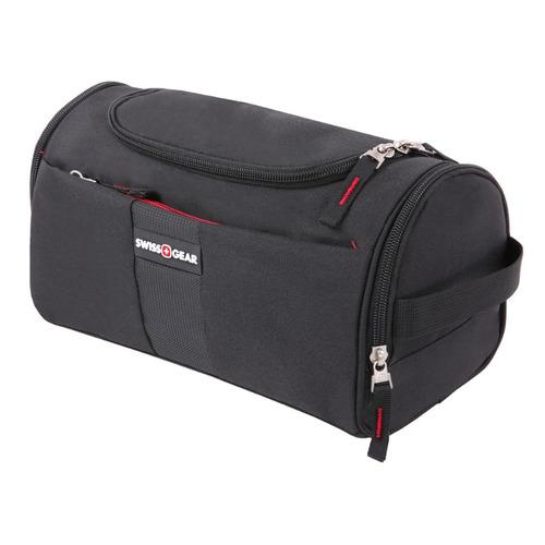 сумка планшет wenger swissgear sa18262166 22x9x29см 0 36кг полиэстер черный Несессер Wenger SWISSGEAR SA6085201009 28x16x16см 0.260кг. полиэстер черный