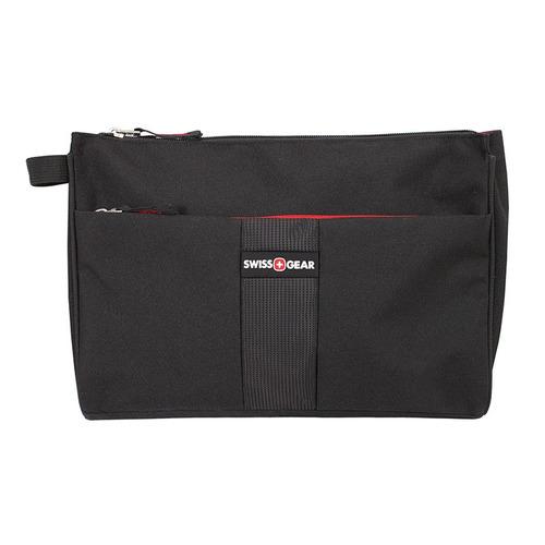 сумка планшет wenger swissgear sa18262166 22x9x29см 0 36кг полиэстер черный Несессер Wenger SWISSGEAR SA6085201011 31x22x8см 0.180кг. полиэстер черный