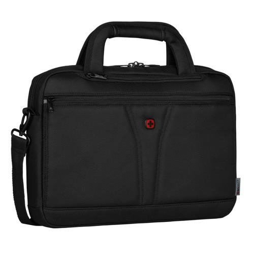 сумка планшет wenger swissgear sa18262166 22x9x29см 0 36кг полиэстер черный Сумка-планшет Wenger 606462 38x25x10см 8л. 1кг. нейлон черный