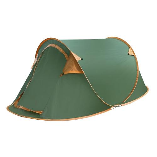 Палатка Totem Pop Up 2 (V2) турист. 2мест. зеленый